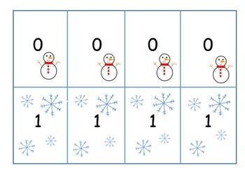 Winter Math- Make a Ten
