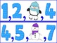 Winter Math Missing Number