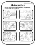 Winter Math Money Christmas Math Christmas Activities Math Activities Money