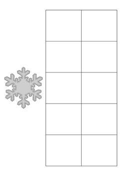 Winter Math Number Sense