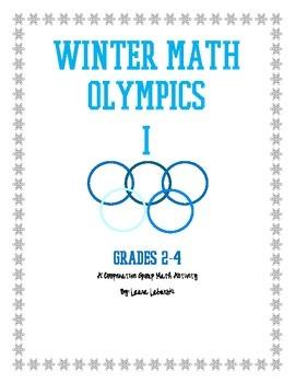 Winter Math Olympics I