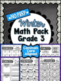 Winter No Prep Math - 3rd Grade