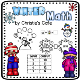 Winter Math Packet