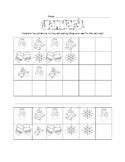 Winter Math Patterns!