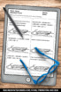 Place Value Worksheets with Winter Math Theme 4th 5th Grad