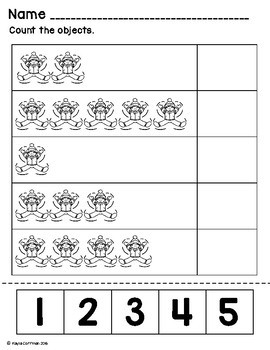 winter math printables for special education tpt. Black Bedroom Furniture Sets. Home Design Ideas