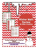 Winter Math Review Packet