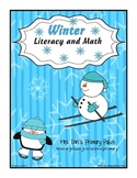 Winter Math, Science, and Balanced Literacy Activities