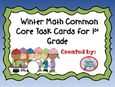 Winter Math Task Cards