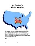 Winter Math U. S. Road Trip Project