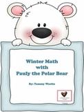 Winter Math With Pauly the Polar Bear