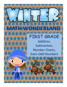 Winter Math Wonderland