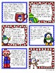 Winter Math Word Problem Task Cards (4th Grade - Common Core Aligned)