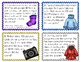 Winter Math Word Problem Task Cards (5th Grade - Common Core Aligned)