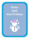 Winter Math Word Problems Are Fun
