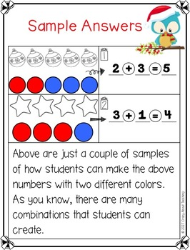 Winter Math Worksheets-FREEBIE