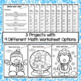 Winter Math Worksheets - Solve and Color with a Twist January Activities