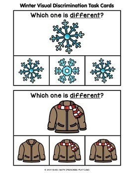 Winter Math and Literacy