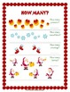 Winter Math and Literacy Activity and Worksheets pack (KG
