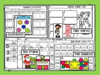 Winter Math and Literacy Mega Bundle
