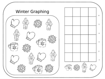 Winter Math and Literacy Pack
