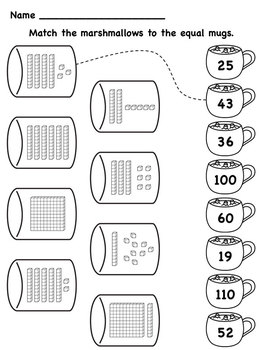 Winter Math and Literacy Printable Pack