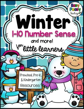 Winter Math and More!