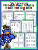 Winter Math for Big Kids