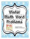 Winter Math up to 20