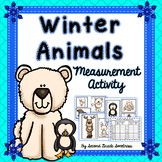 Winter Measurement Activity | Measuring in Inches and Centimeters