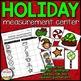 Winter Measurement Centers