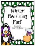 Winter Measurement Fun - Freebie