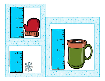 Winter Measuring in Inches