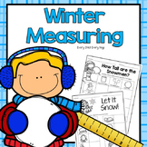 Winter Measuring with Marshmallows
