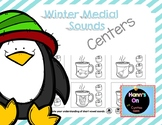 Winter Medial Sounds centers