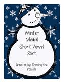 Winter Medial Vowel Sort