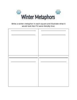 Winter Metaphors