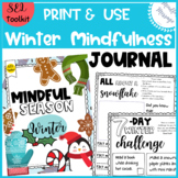 Winter Mindfulness Activity { PDF}