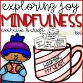 Winter Mindfulness Activity and Winter Craft: Joy and Grat