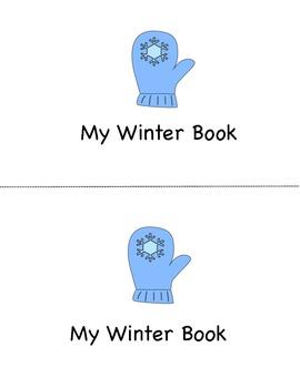 Winter Mini Book