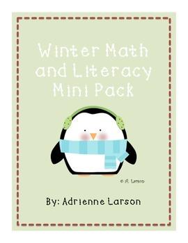 Winter Mini Pack