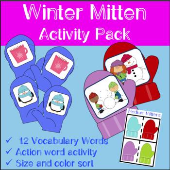 Winter Mitten Activities