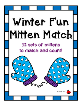 Winter Mitten Match