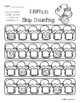 Winter Mittens: Skip Counting by 10's - Card Sort Center a