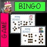 Winter Money Bingo