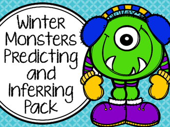 Winter Monsters Predicting and Inferring Pack