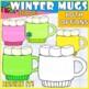 Winter Mugs & Marshmallows