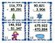 Winter Multi-Digit Addition & Subtraction Center