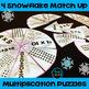 Multiplication Centers Winter Theme