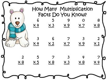 Winter Multiplication